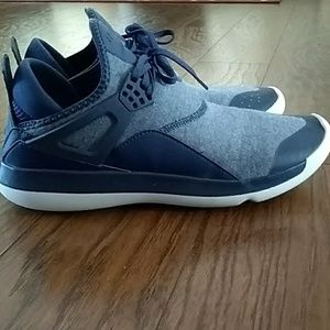 Jordan Fly 89 Navy White
